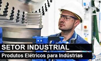 Produtos Elétricos para Indústrias