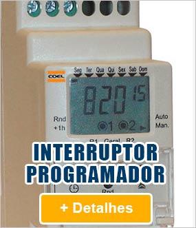 Interruptor Programador - Timers
