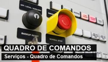 Serviços - Quadro de Comandos