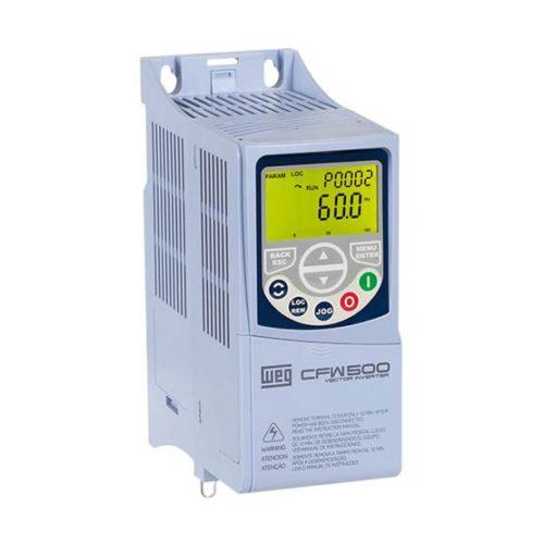 INVERSOR DE FREQUÊNCIA Modelo CFW500B10POB2DB20 (WEG)