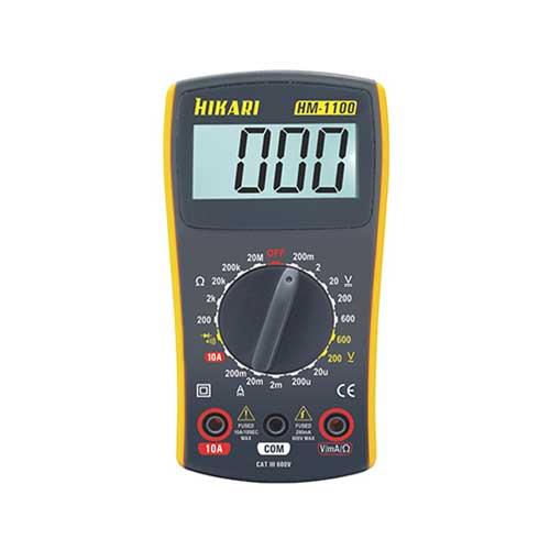 multimetro digital hm1100