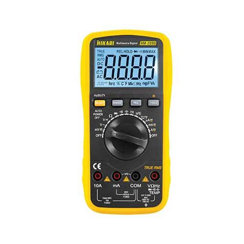 multimetro digital hm2090