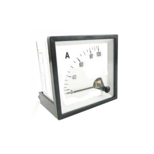 amperimetro analogico