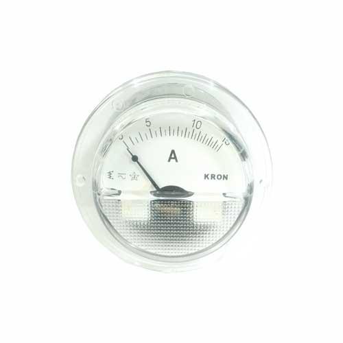 amperimetro transparente