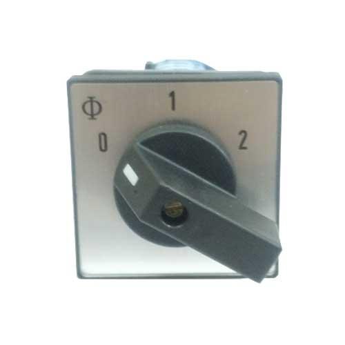 chave de 2 velocidades 0-1-2