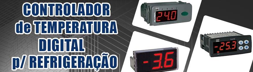 Controlador de Temperatura Digital para Refrigeração