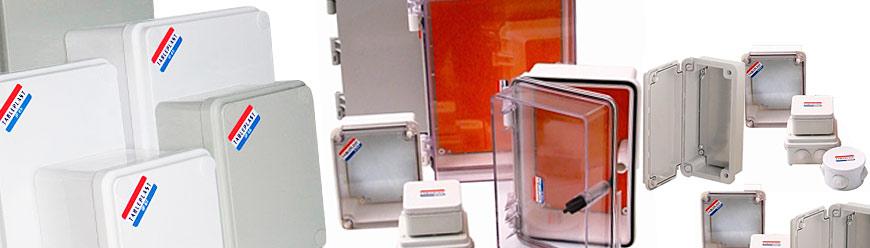 Caixa para Montagem Elétrica Plástica Tablepast
