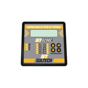 controlador de fator de potencia st8200