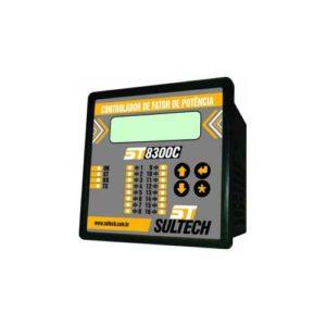 controlador de fator de potencia st8300