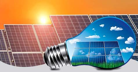 Energia Solar – Preservando o meio ambiente – Energia limpa e renovável