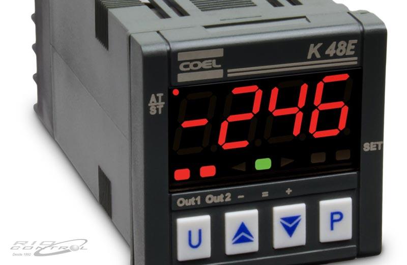Controladores de temperatura Equipamentos que medem, comparam e corrigem a temperatura especificada
