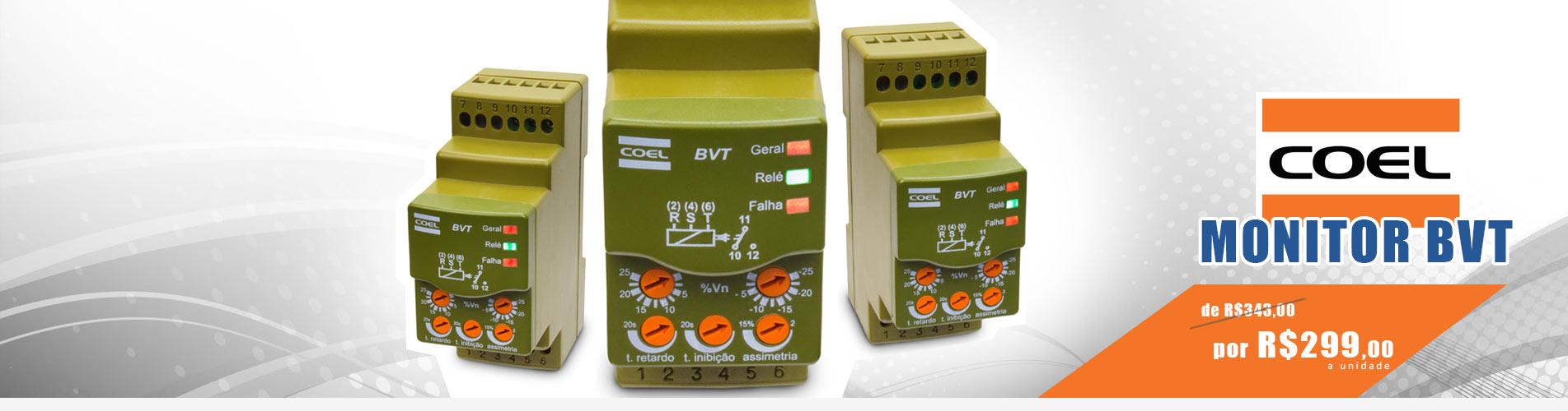 Monitor BVT da Coel