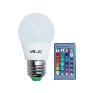 LAMPADA LED RGB