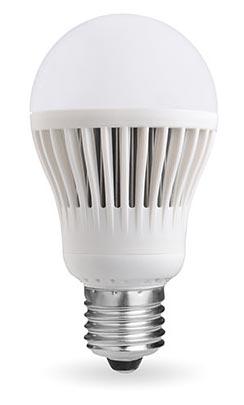 lâmpada led no RJ