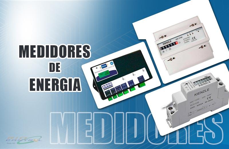 Medidor de Energia – dispositivo que possibilita a medição de parâmetros