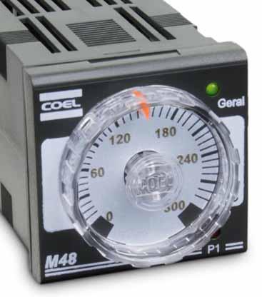 controlador temperatura analógico